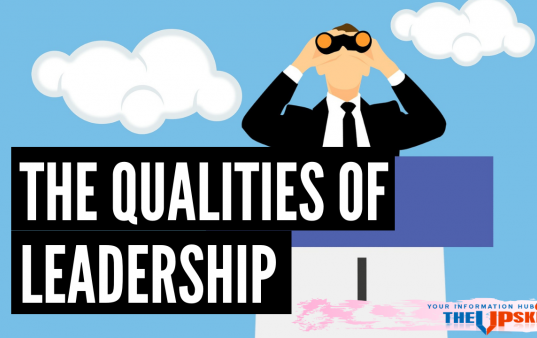 The qualities of leadership