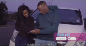 The Latest Episode of Uyajola 9/9: Nondumiso Catches Her Partner Cheating