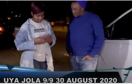 The Latest Episode of Uyajola 9/9: 30 August 2020
