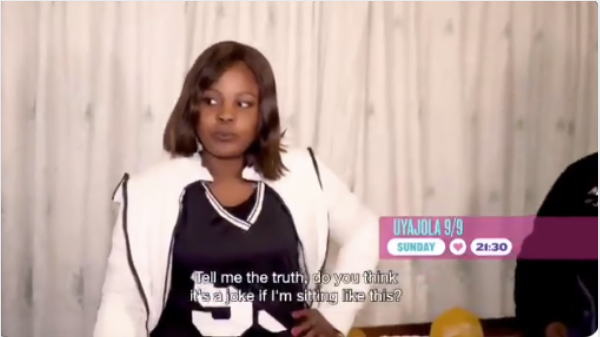 The Latest Episode of Uyajola 9/9: Sibusiso Catches His Lover In Action